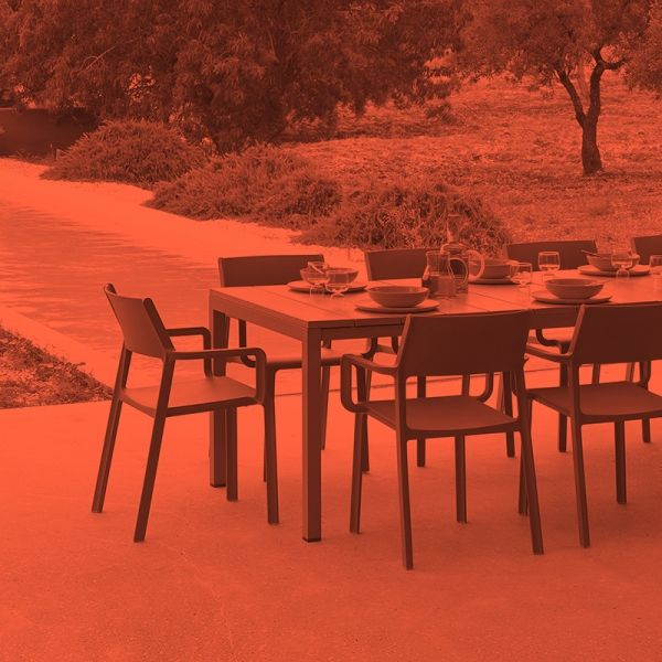 Sedie E Tavoli Da Giardino E Contract Da Interno E Outdoor Nardi Outdoor