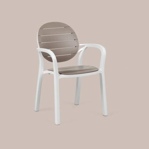 Palma, sedia da esterno in fiberglass ‹ Nardi Outdoor